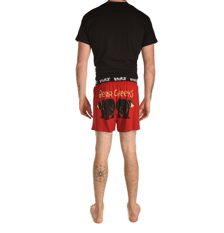 lustige herren boxershorts b ren popos dedoles. Black Bedroom Furniture Sets. Home Design Ideas