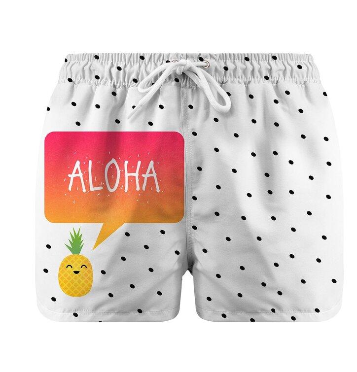 Herren Badeshorts Aloha   Dedoles 1869f1ebb4