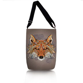 Cross Body Handtasche Easy - Fuchs