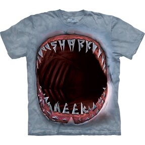 Shark Week Mouth T Shirt