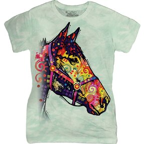 Funky Horse Dean Russo T Shirt