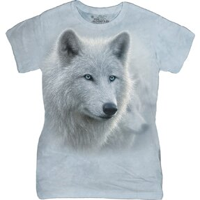 White Out Wolves T Shirt