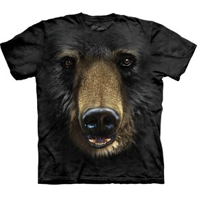 Kinder T-Shirt Grizzlybär