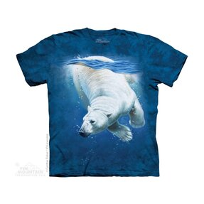Kinder T-Shirt Eisbär