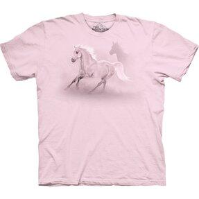Kinder T-Shirt Pferdepaar   Dedoles 3925a8d003
