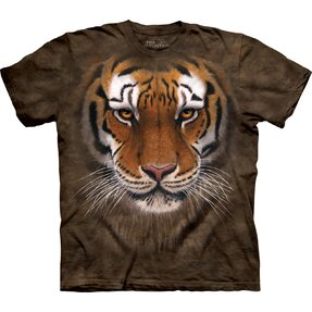 Kinder T-Shirt Kämpfer Tiger