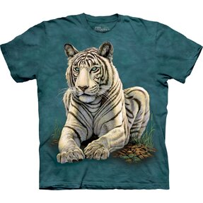 Kinder T-Shirt Tiger Gaze