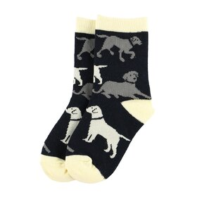 Kindersocken Labrador
